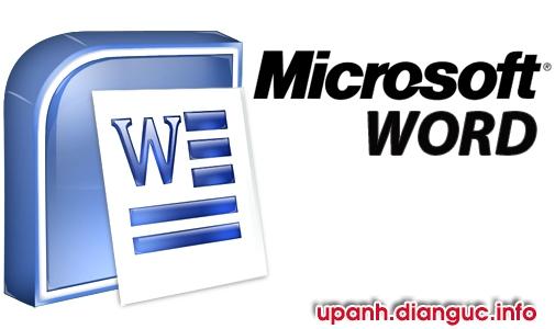 Sửa lỗi cách chữ trong word 2003, 2007, 2010, 2013