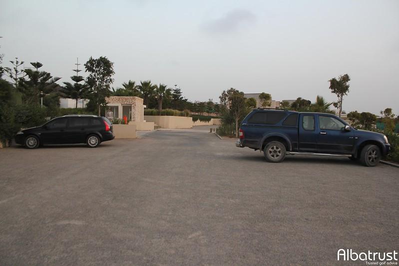 photo du golf Golf De Mogador - Parking