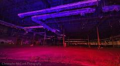 Shopping was a pleasure... #shoppingwasapleasure #shopping #pleasure #supermarket #publix #urbex #abandoned #abandonedplaces #urbandecay #explore #lightpainting #light #painting #paintingwithlight #night #evening #purple #protomachines #instagram #instago
