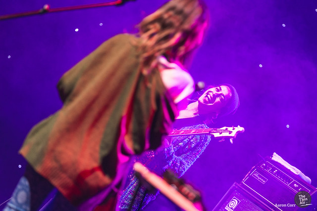 Warpaint at NCH, Dublin by Aaron Corr