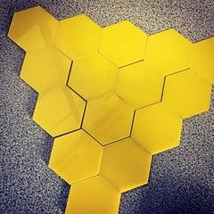 Hexagons #366photos