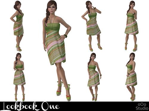 oOo Studio: Lookbook One composite