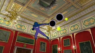 Time Hero opens portals