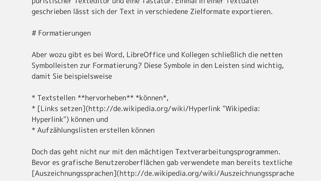 Byword (iPad)
