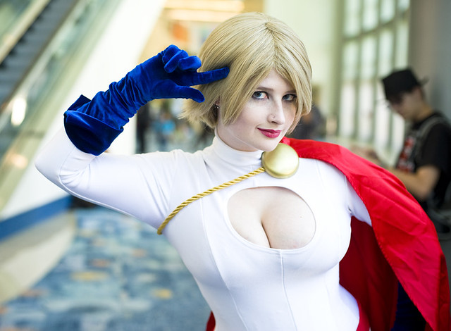 Wondercon 2013 – Power Girl