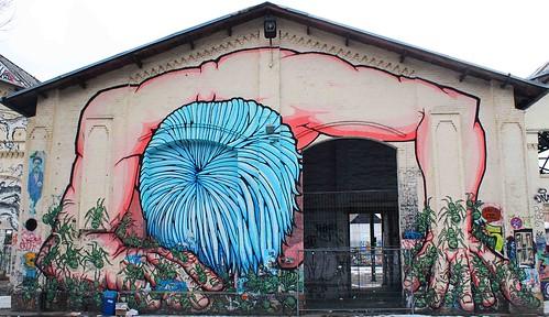 Граффити Берлин0797