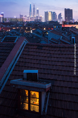 #Shanghaimage Another Night in Shanghai 2013