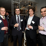 Boston Alumni Event in March 2011