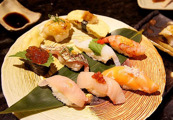 新竹迎月亭日本料理21