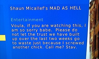 Mad As Hell episode synopsis
