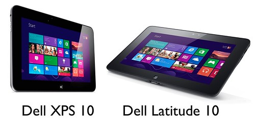 Dell Tablettes