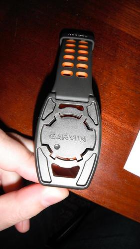 Garmin Forerunner 310XT QR mount