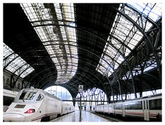 Foto de la Estación de Francia