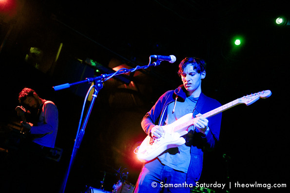 James Supercave @ Troubadour, Hollywood 04-04-201