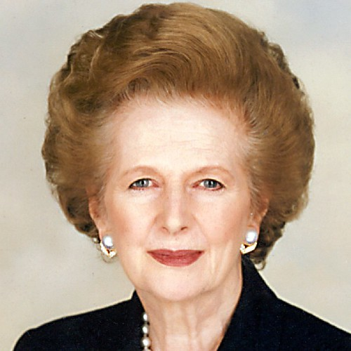 """Iron Lady"" Margaret Thatcher passing at age 87"