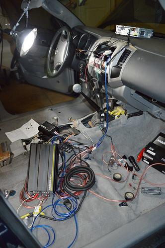 Amp-Wiring
