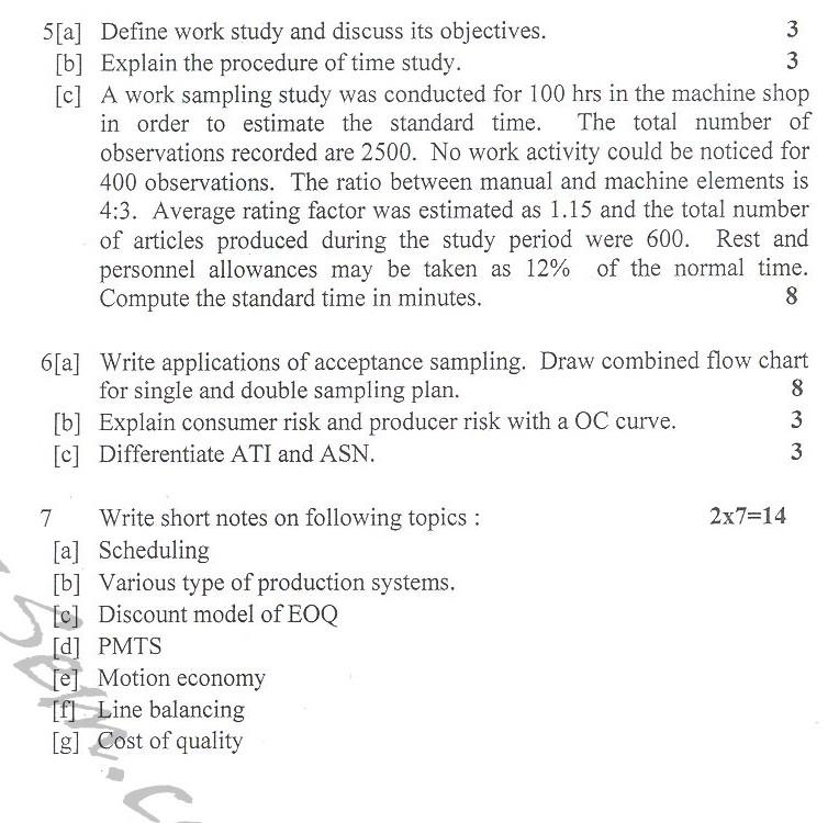 DTU Question Papers 2010 – 8 Semester - End Sem - ME-411