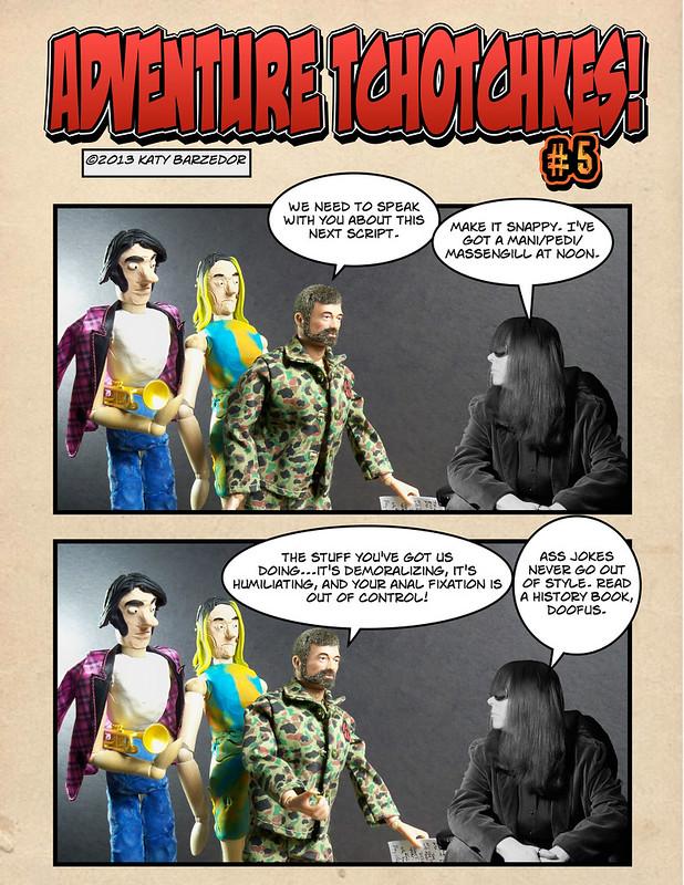 Adventure Tchotchkes! #5 - page 1