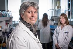 Yves St-Pierre, professeur au Centre INRS-Institut Armand-Frappier