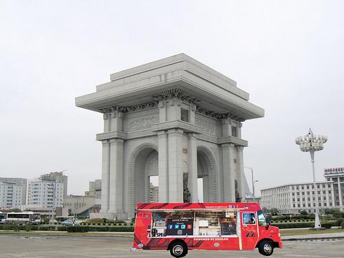 Pyongyang_Foodtruck