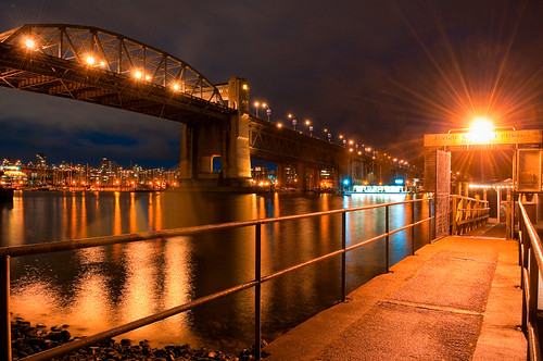 False Creek Ferries by petetaylor