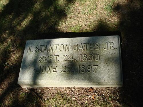 N. Stanton Gates, Jr. by midgefrazel