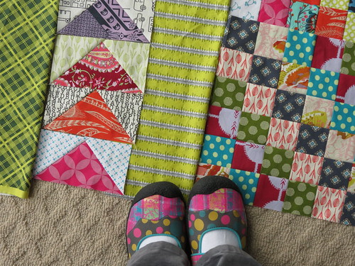 Quilting Shoes