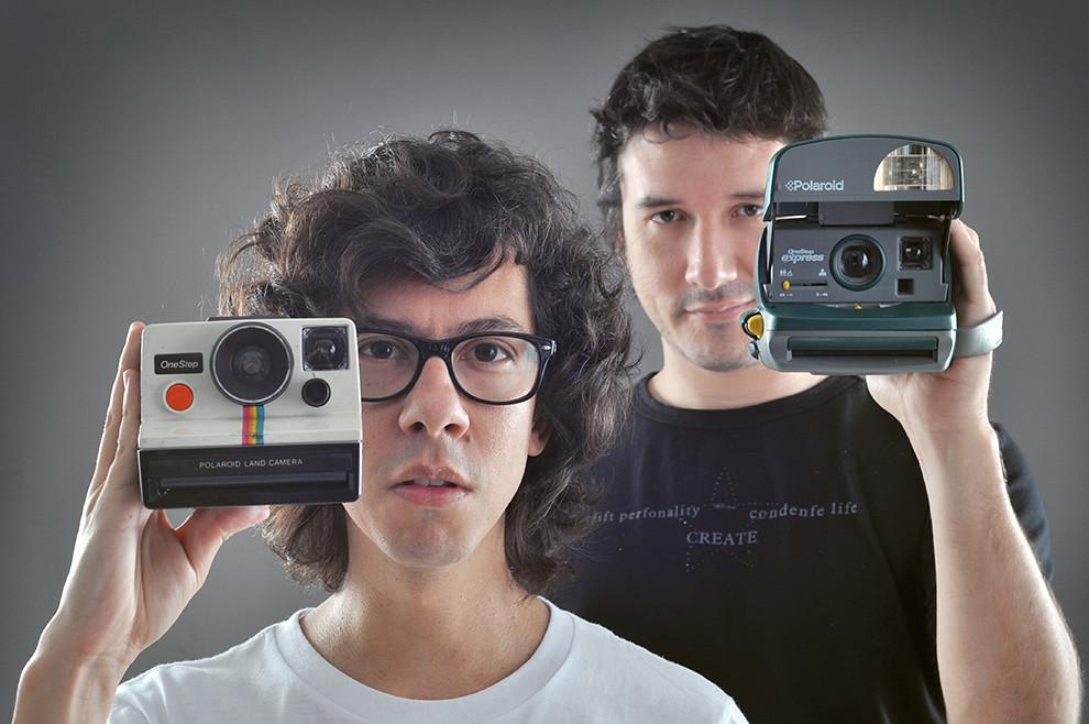 El team Yluux: Tetsu Espósito y Elton Núñez(Foto Javier Valdez)