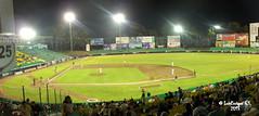 Estadio de Béisbol Hermanos Serdán