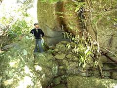 L'Oriu de Montilati : vue depuis la droite