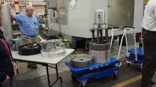 NASA Wallops Sounding Rocket Payload Processing Facility