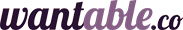 Wantable logo