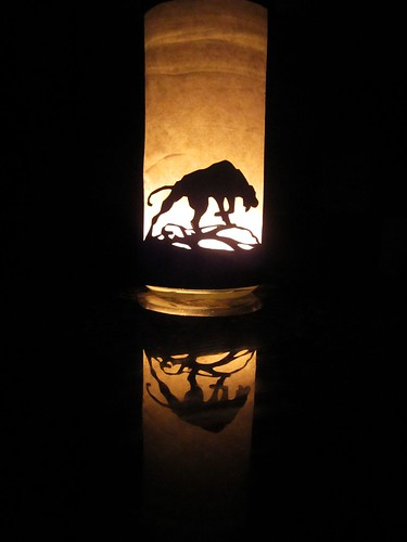 baskervilles candle by Rakka