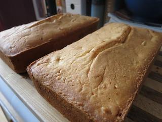 Candied Orange and Yuzu Pound Cakes