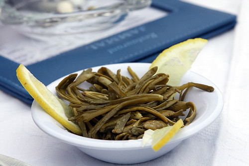 pickled seaweed