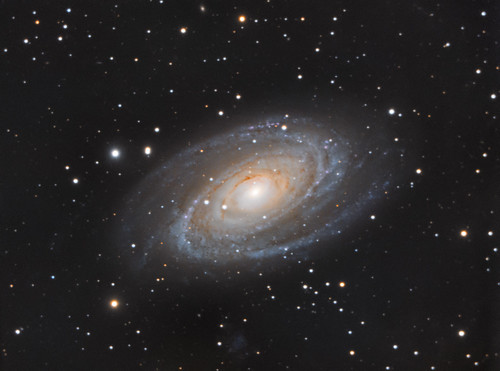 M81 by Joshua Bury