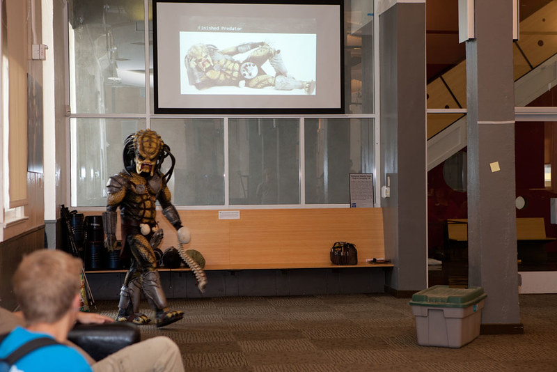 Predatore Enters Young Makers Presentation