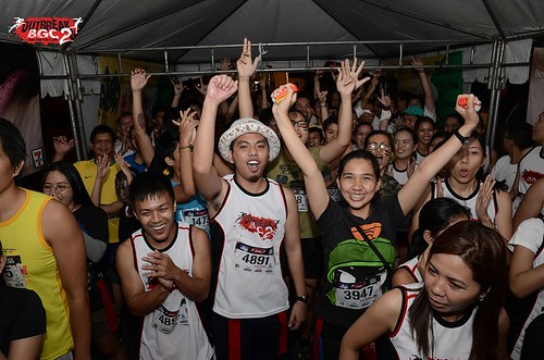 the running enthusiast outbreak manila BGC 2 e