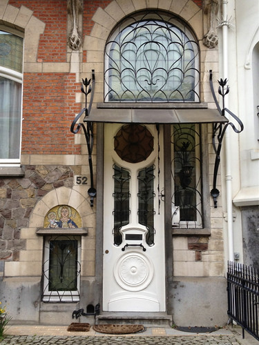 Antwerp - Cogels-Osybuurt door 2