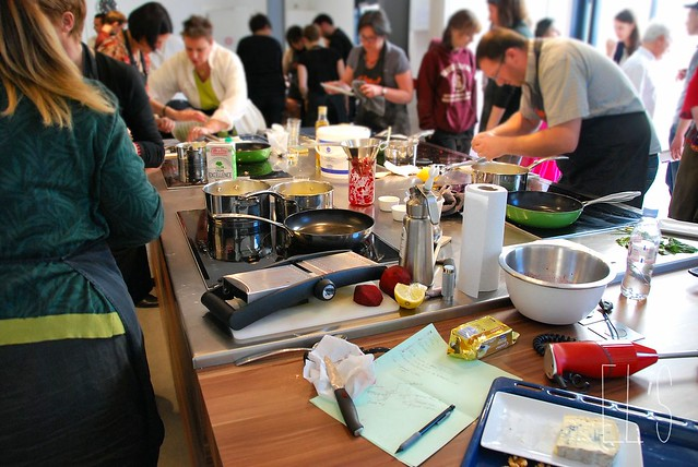 Foodcamp de Grenoble