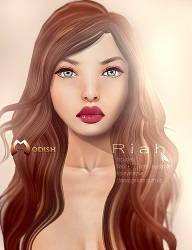 Riah Skin _Poster by ::Modish::