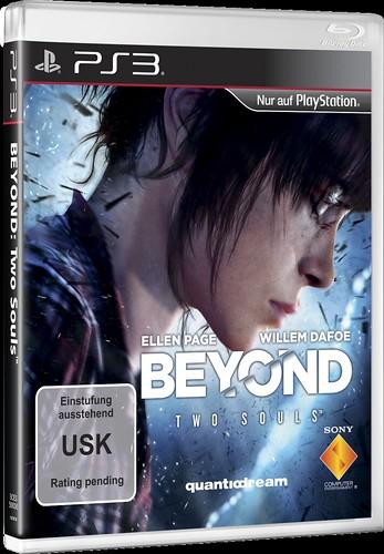 Packshot PS3 BEYOND Two Souls USK