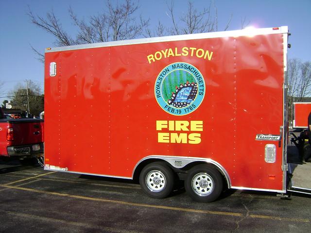 Royalston offroad trailer 041713