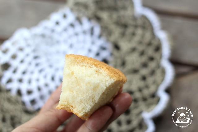 Chiffon Cake Tin Substitute