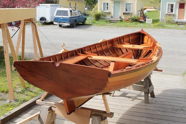 Port Hadlock WA - Boat School - Traditional Small Craft - Sid Skiff