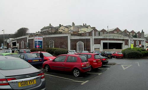 Whitehaven (Former) Bus Station
