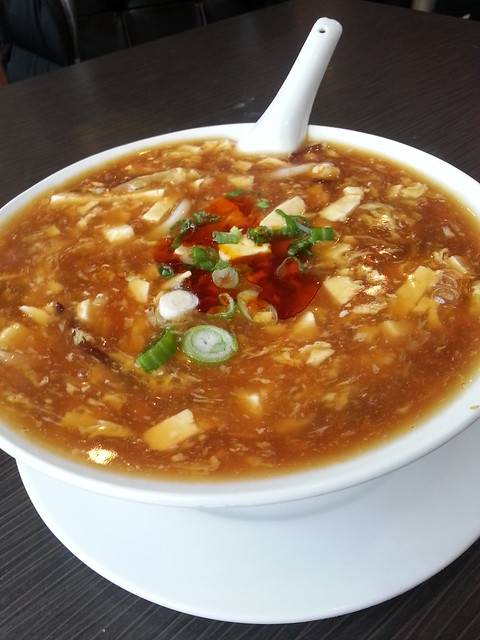 Shanghai Morning Hot & Sour Soup Noodles 3