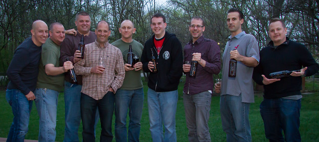 The Backyard Brewer's Vertical Tasting