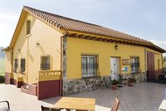Fachada. Casa María La Carbayeda