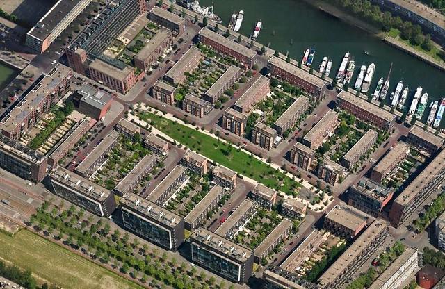 Stadstuinen Rotterdam